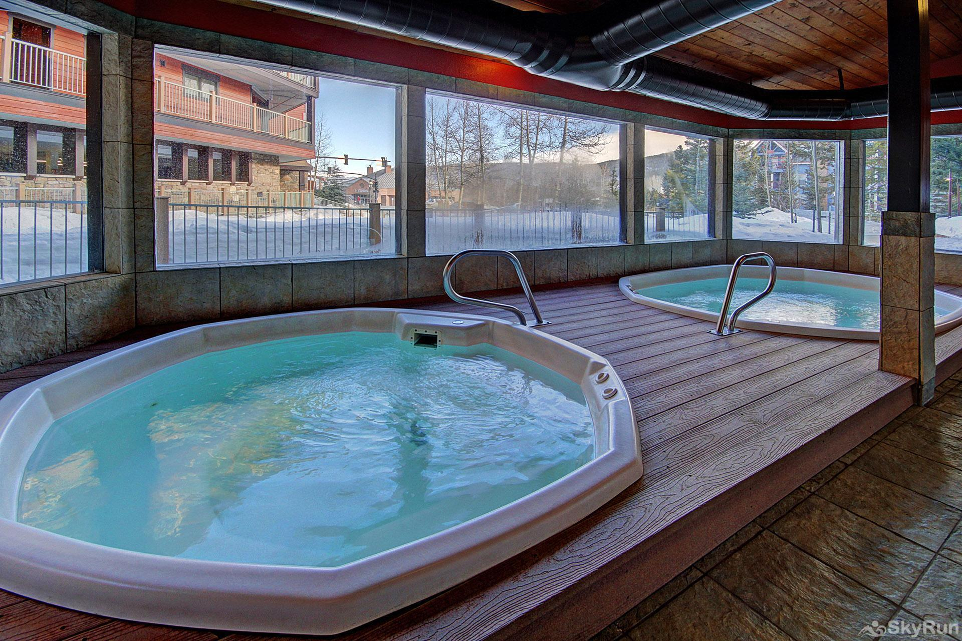 Sawmill 102 Indoor hot tubs