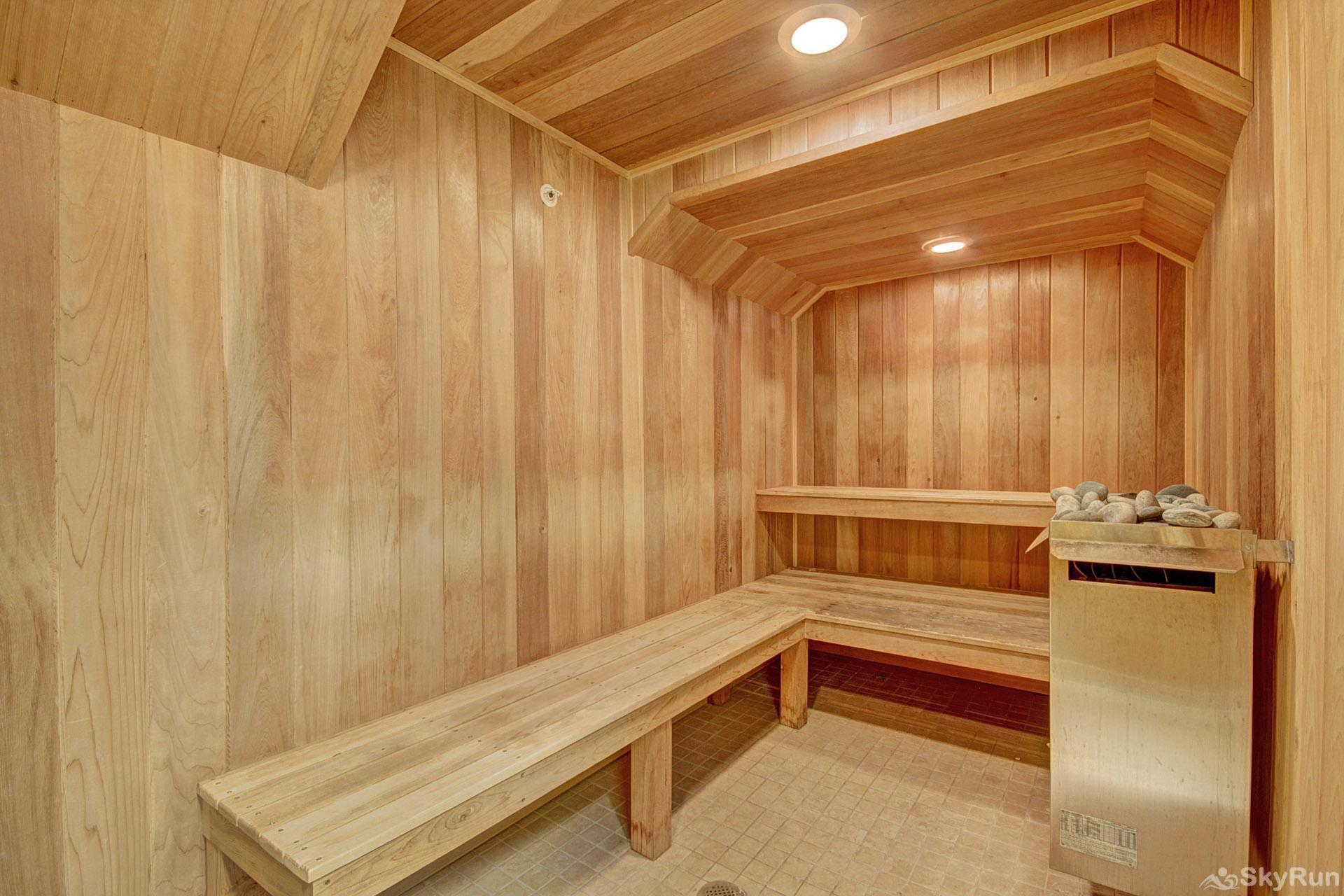 Highland Greens Lodge 210 Sauna