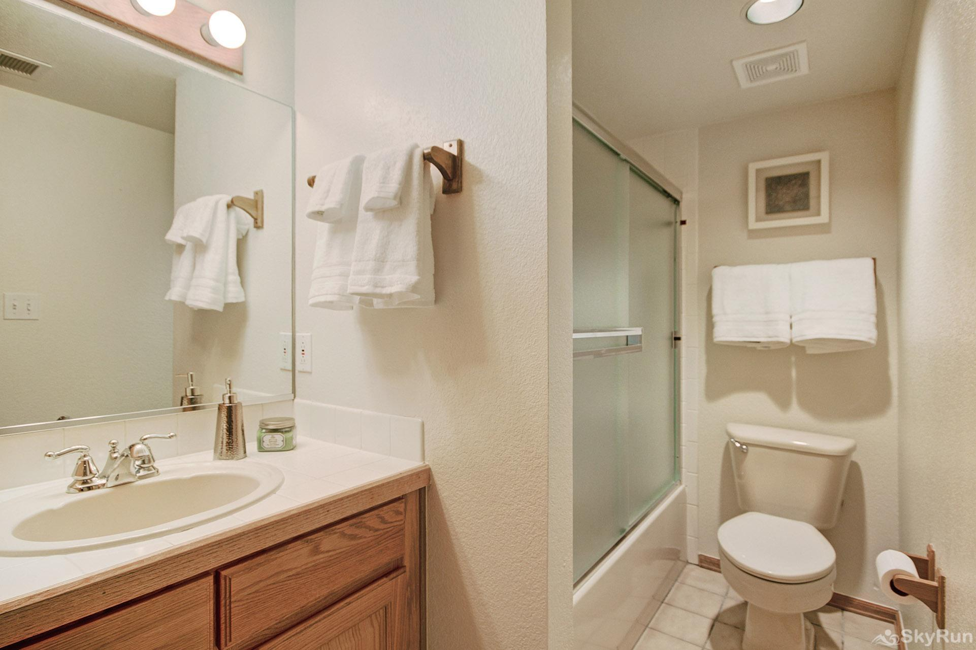Village Point 303 2 master bedroom suites include private bathrooms