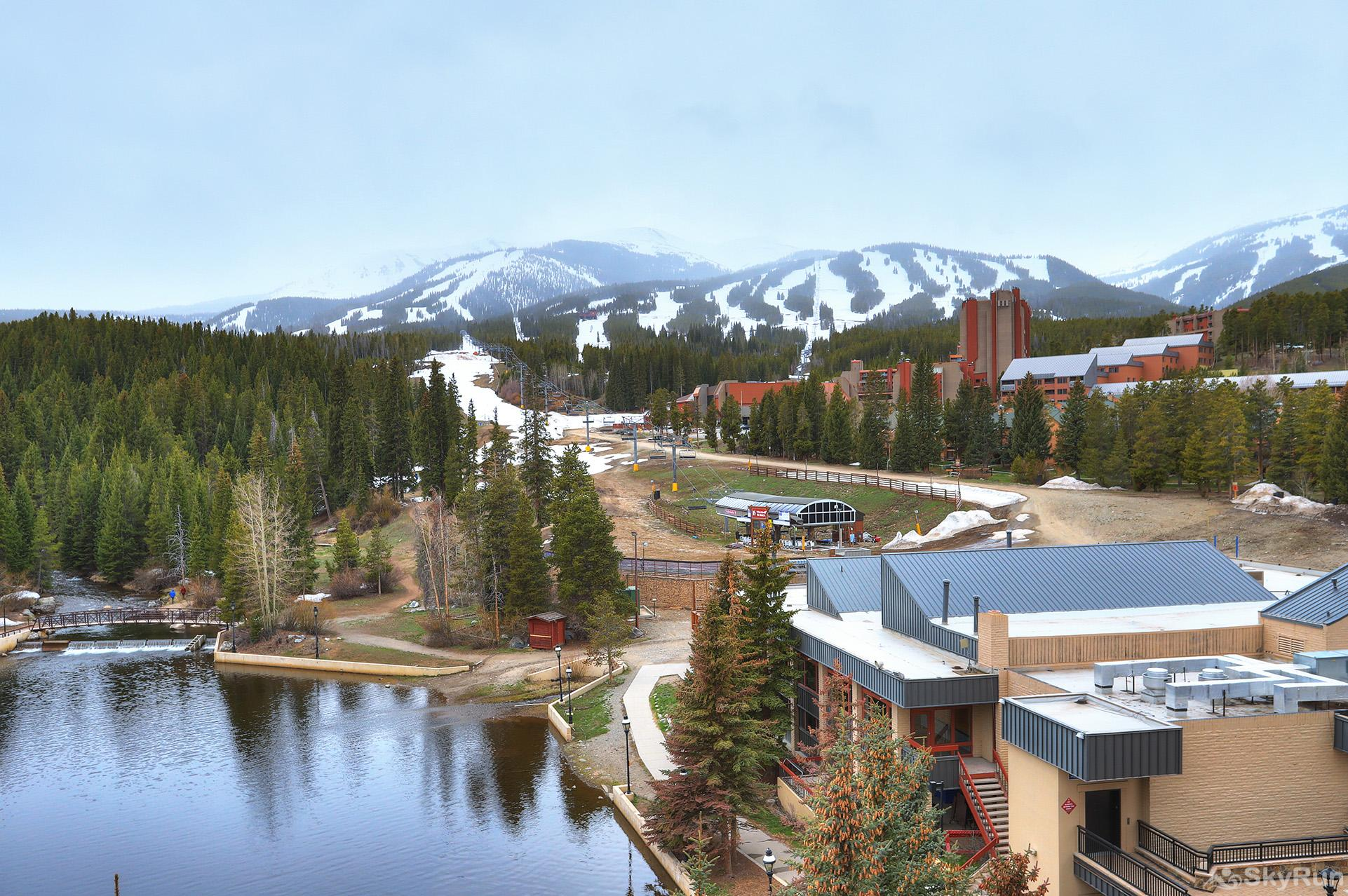 Village at Breck Antero 1503 Prime location on Peak 9 in Breckenridge!