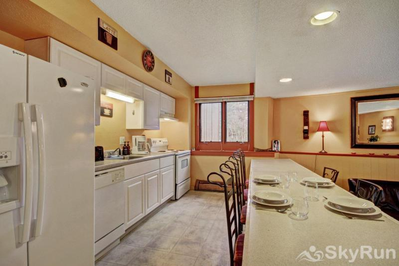 Gold Camp E85 Large kitchen