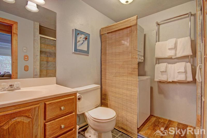 The Lift C212 Bathroom w/ Washer & Dryer