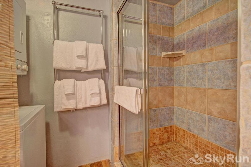 The Lift C212 Bathroom Shower w/ Washer & Dryer