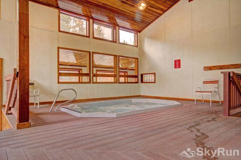 Powderhorn C302 Indoor Hot Tub