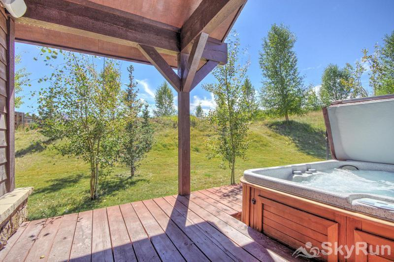 Highland Greens Linden Private Hot Tub