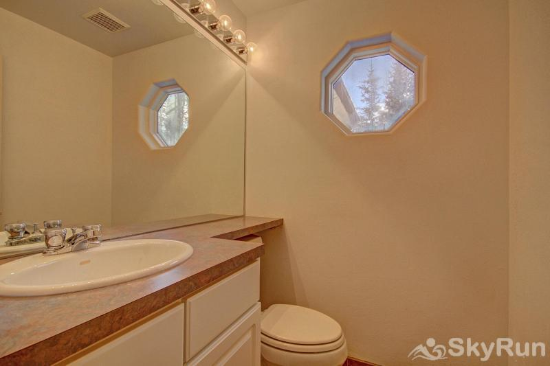 Aspen House Bathroom #2