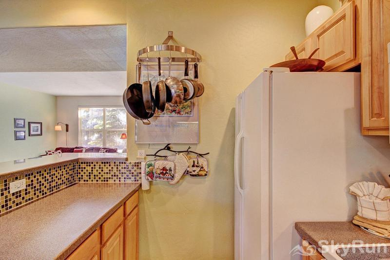 Kingdom Park Retreat Fully stocked kitchen