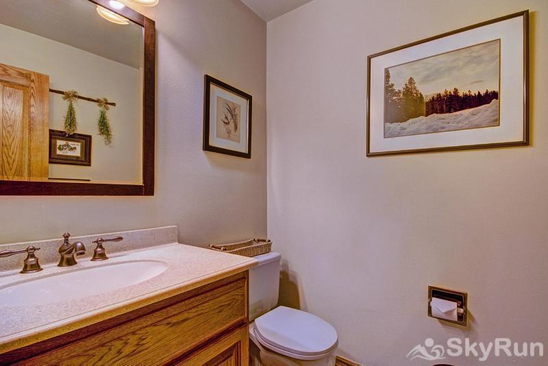 Gold King Lodge ML Powder Room