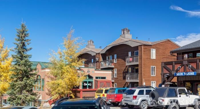 Alpine 203 Prime location in downtown Breckenridge