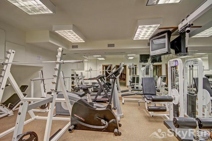 Highland Greens Lodge 211 On-site fitness center