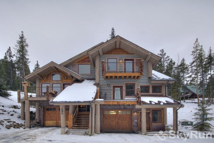 Lodgepole Chalet Beautiful 3 bedroom home on Boreas Pass in Breckenridge