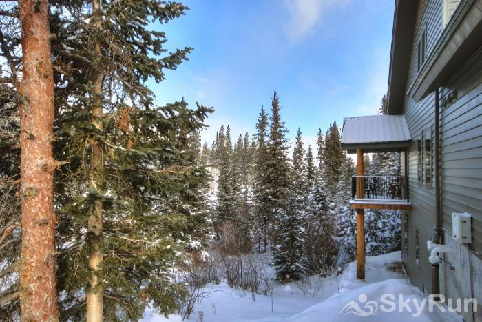 Twin Creek Lodge Incredible forest views in your own backyard