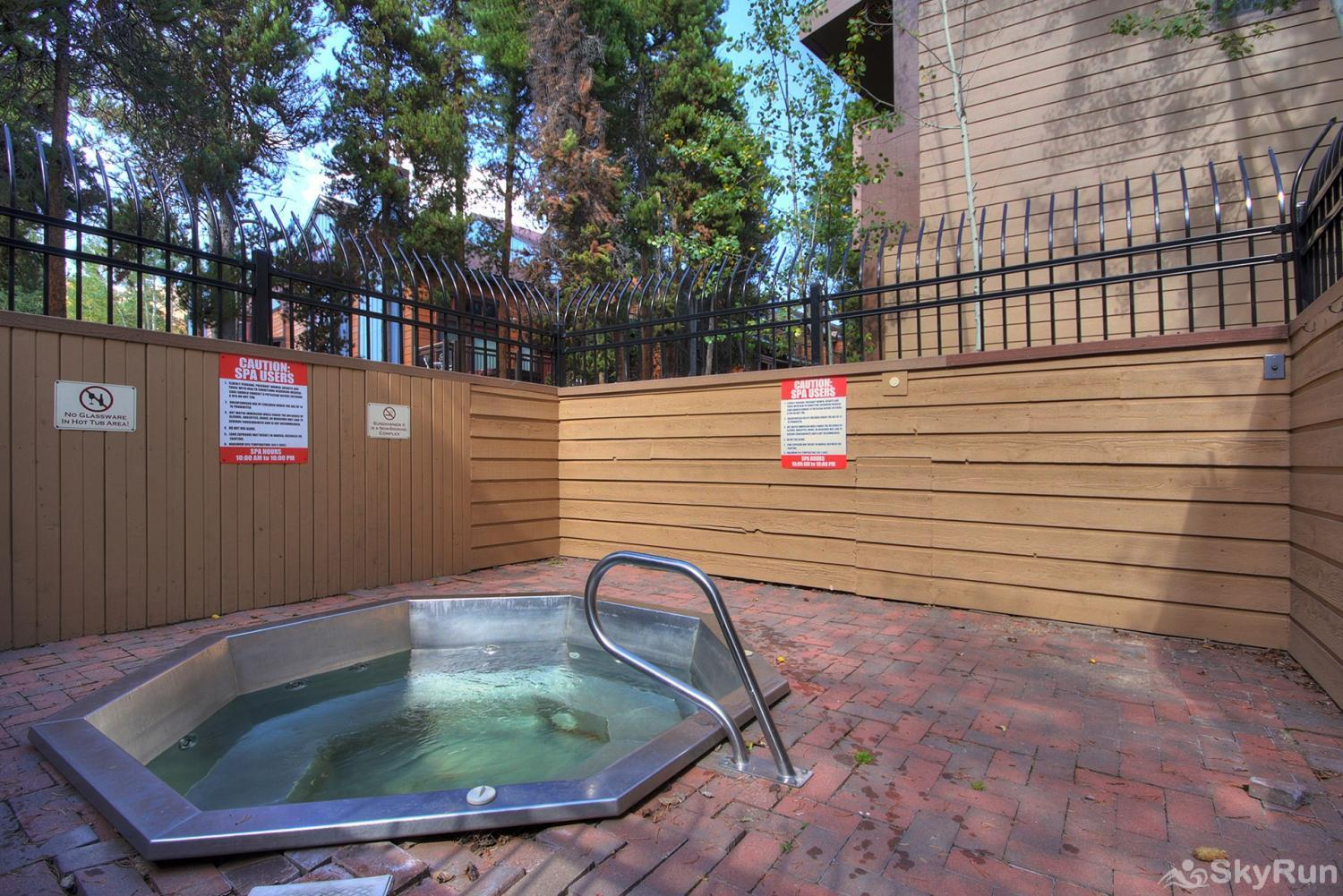 Sundowner II 201 Access to the Upper Village Pool Complex hot tubs and pools