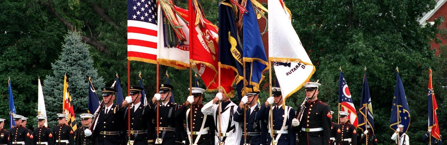 We honor our active military and veterans with discounted lodging. Book direct with SkyRun to save!
