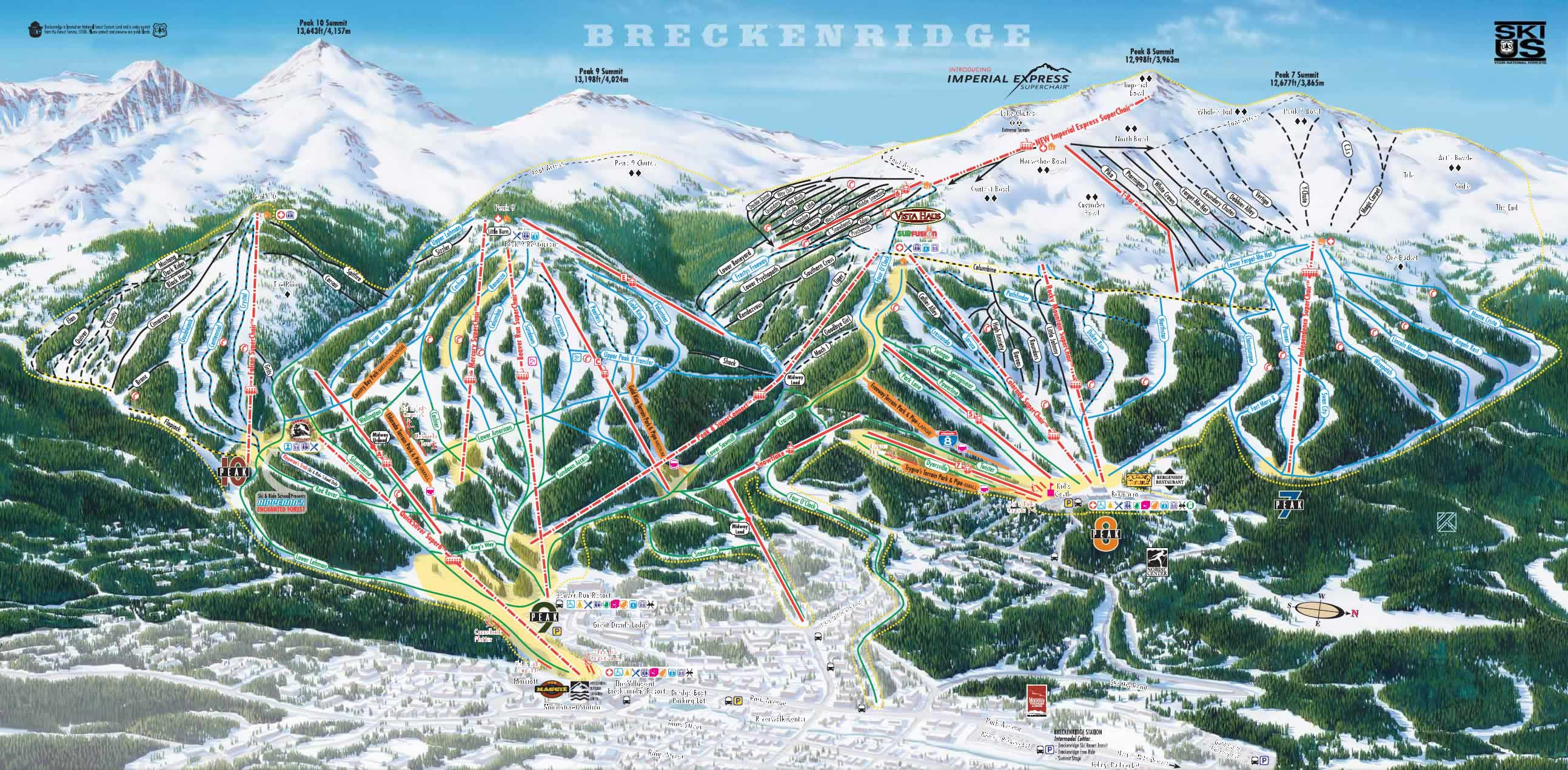 breckenridge ski area trail map 2 2