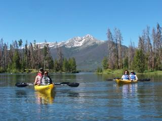 FREE Lake Dillon Kayak Tour - A SkyRun Exclusive