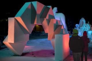 International Snow Sculpture Competition Breckenridge 2017