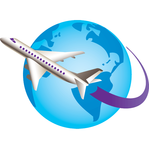 plane travel flight tourism travel icon png 2