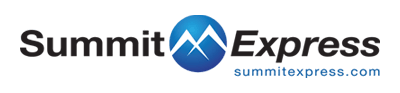 summit express logo glow 2